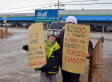 Northmart Targeted By Iqaluit Protesters Over Overpriced, Rotten Food