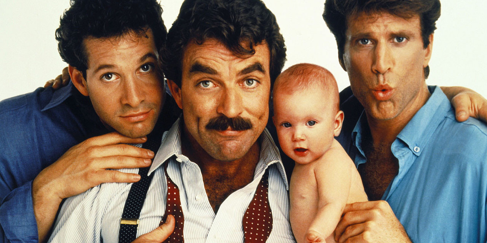 Image result for Three Men and a Baby