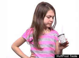 WATCH: Kids Fail Miserably At Guessing Artisanal Ice Cream Flavors