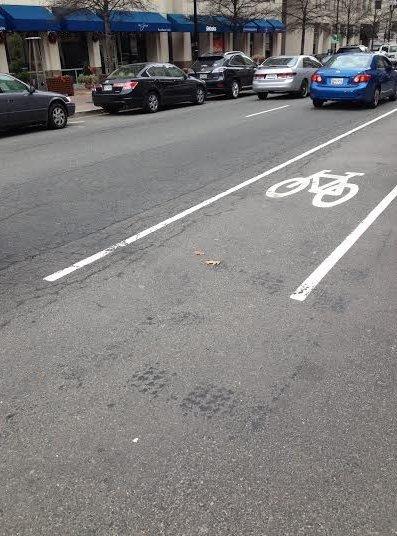 commuter cyclist