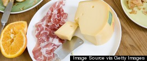 MEAT BUTTER CHEESE