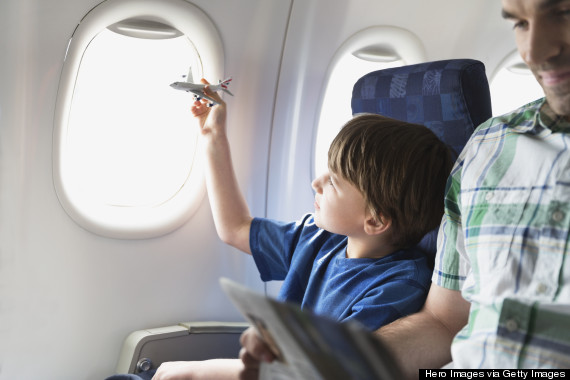 airplane kid