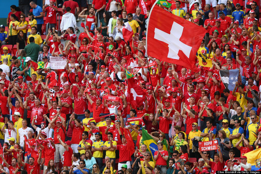 switzerland fifa world cup fan