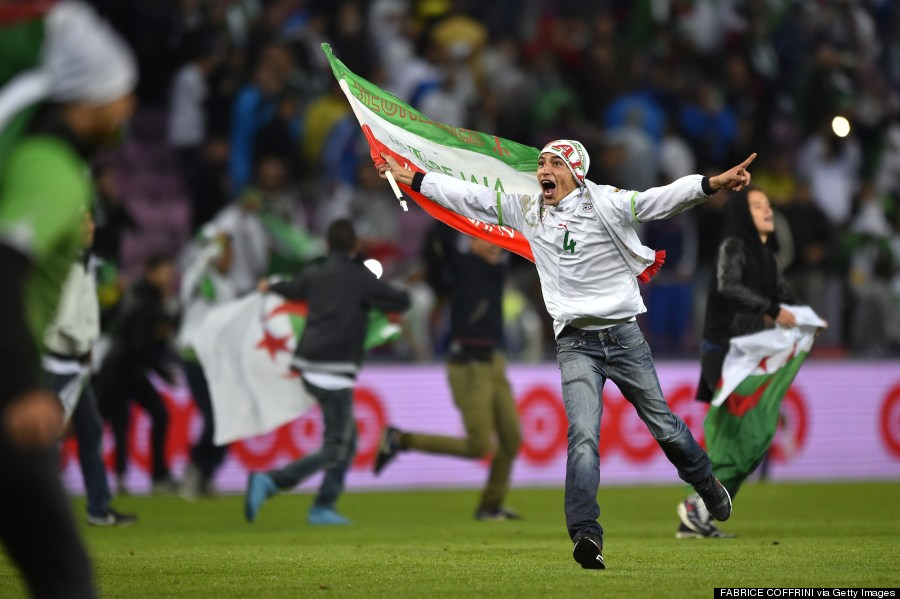 Algeria at the FIFA World Cup