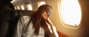 Airplane Sleep