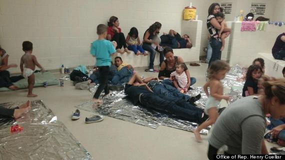 New Photos Depict Horrific Conditions At Border Detention