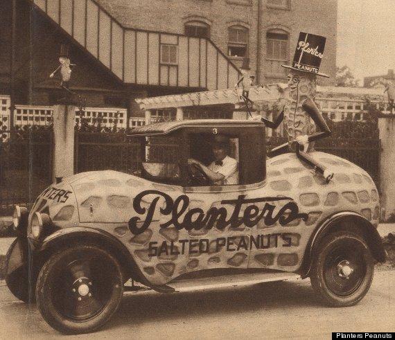 peanut car
