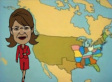 Sarah Palin's Geography Song: 'Fifty Nifty States' (VIDEO)