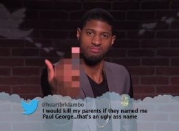WATCH: NBA Stars Read Out Mean Tweets (Video)