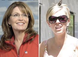 Kate Gosselin Sarah Palin