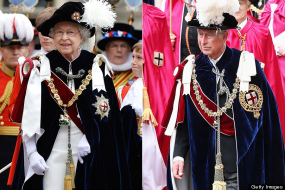 queen charles split
