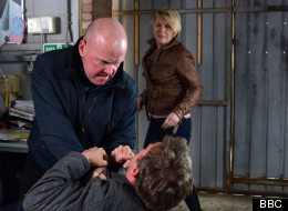 'EastEnders' Spoiler: Phil Turns Violent