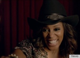 WATCH: June Ambrose Rocks Out In New Mary J. Blige Video