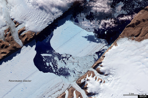 petermann glacier