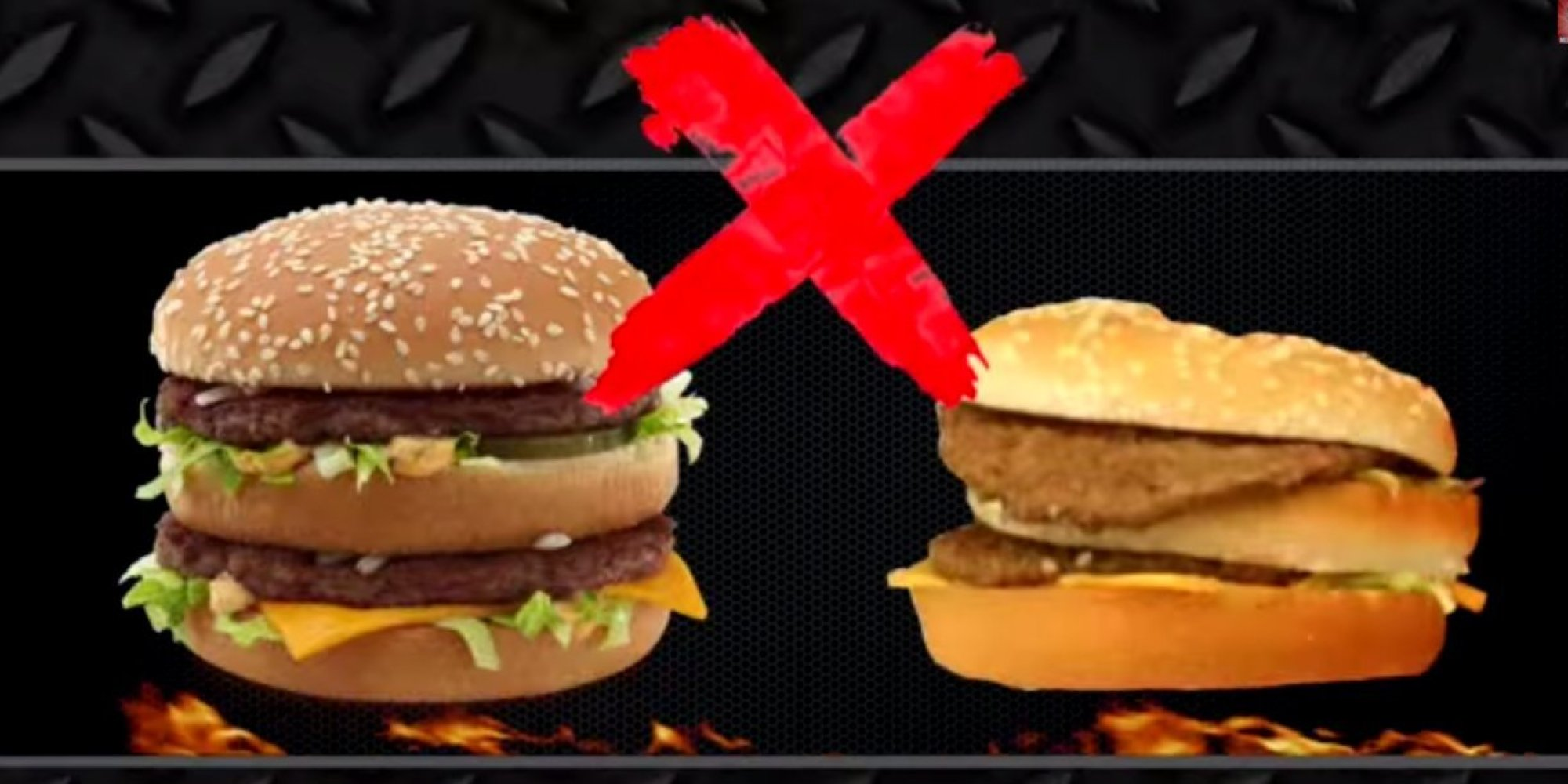 fast food versus homemade food Read the homemade burgers just don't taste right discussion from the  i think  the fast food burgers are much fattier than the average home.