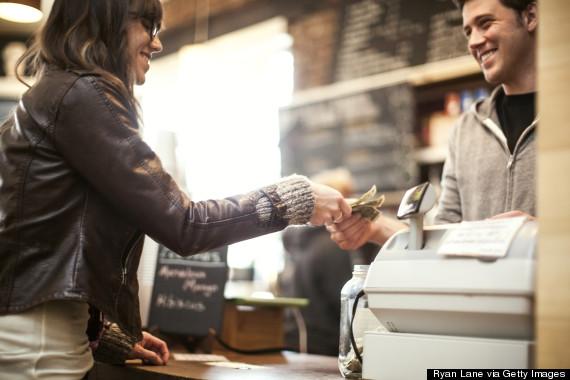restaurant cash register