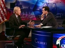 Chris Matthews Colbert