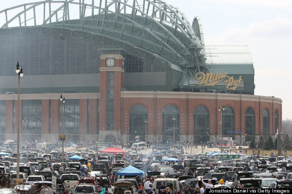 brewers tailgating