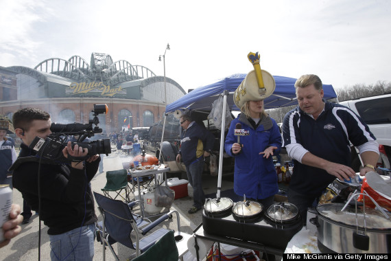 wisconsin tailgating