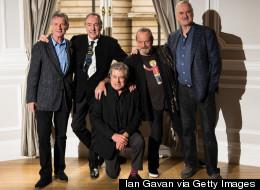Monty Python Stars Blast BBC
