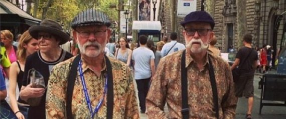 FASHION GRANDPAS