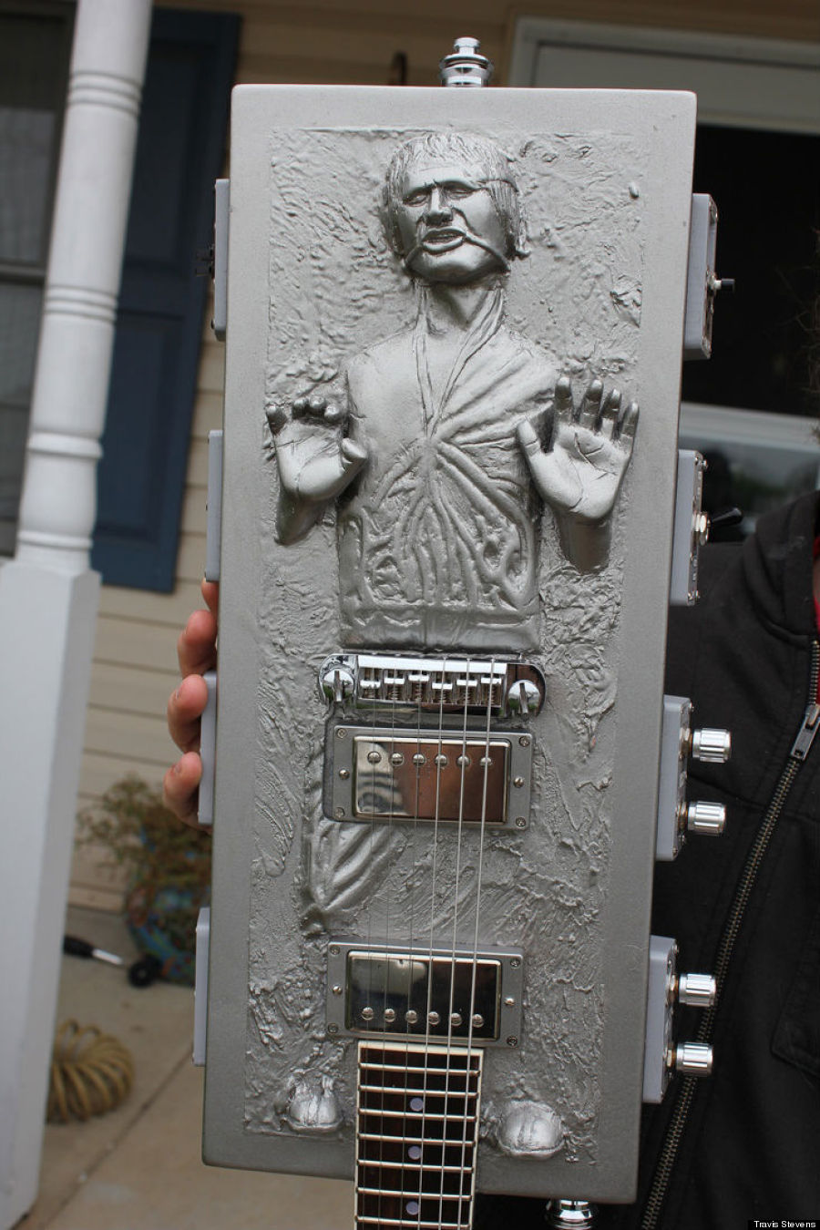 han carbonite guitar