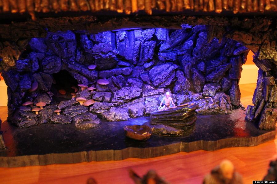 hobbit diorama 3