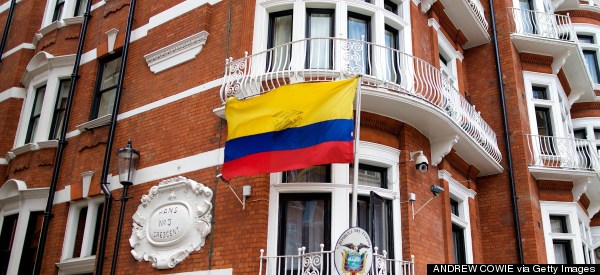 2 Years Into Embassy Stay, Assange Refuses To Answer Questions On Snowden