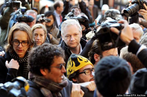 sweden assange