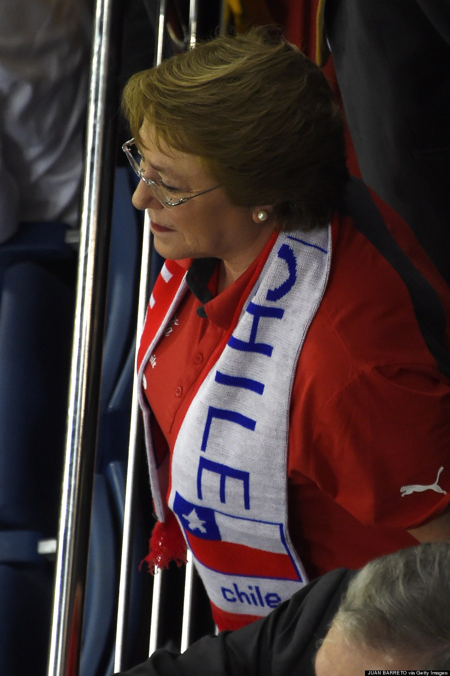 chile president world cup