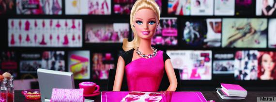 entrperneur barbie