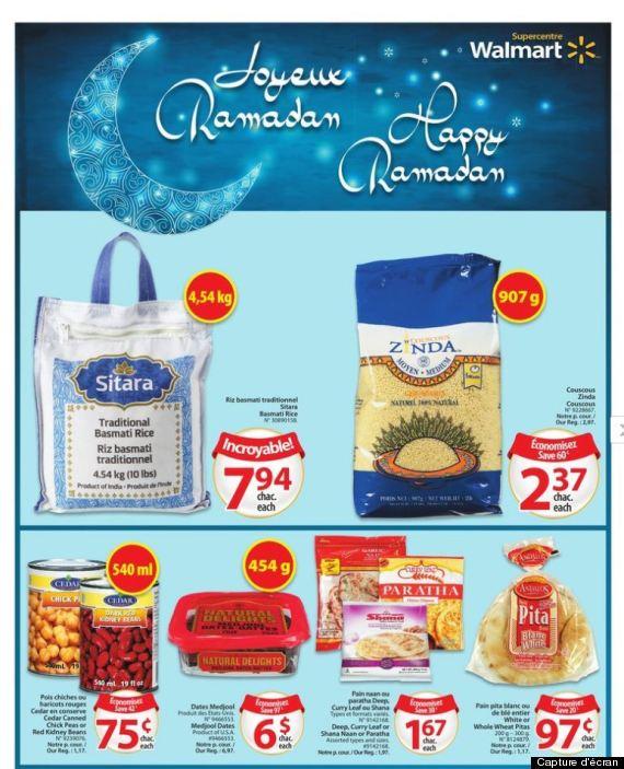 joyeux ramadan walmart