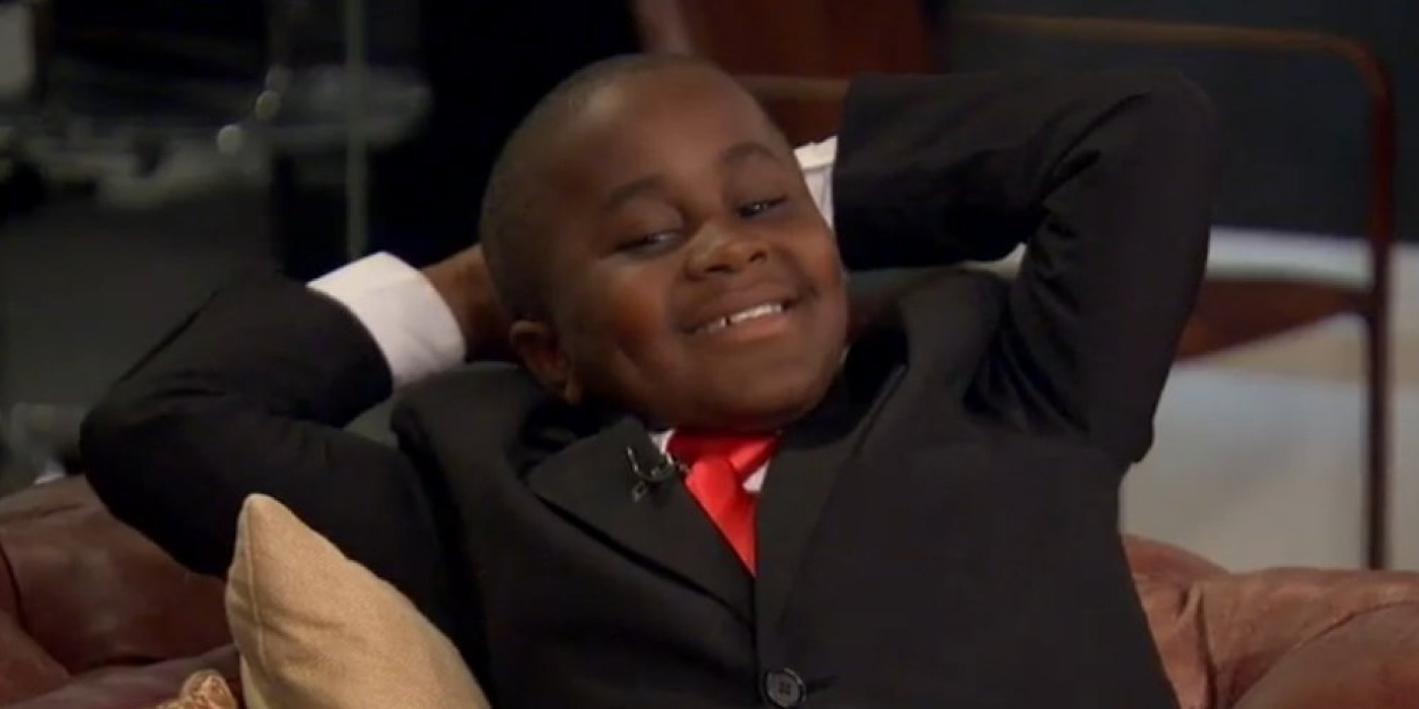 Kid President Gushes About Kissing Beyonce Making Jay Z