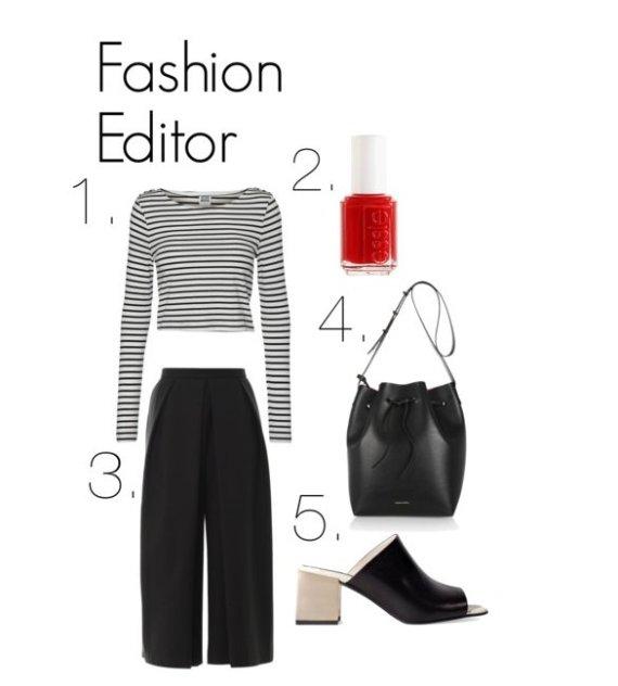 fashion editor