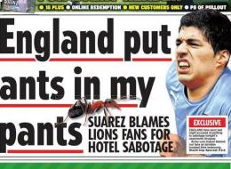 Uruguay V England: What The Papers Say