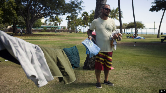 Homeless Hawaii