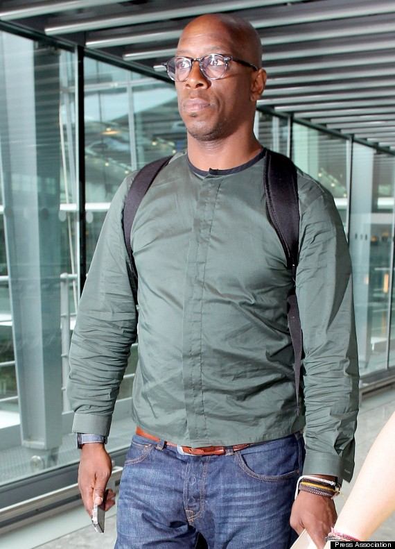 ian wright heathrow