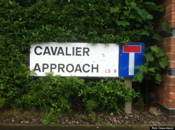 cavalier approach sign leeds