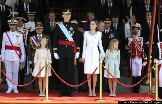 letizia leaving parliament