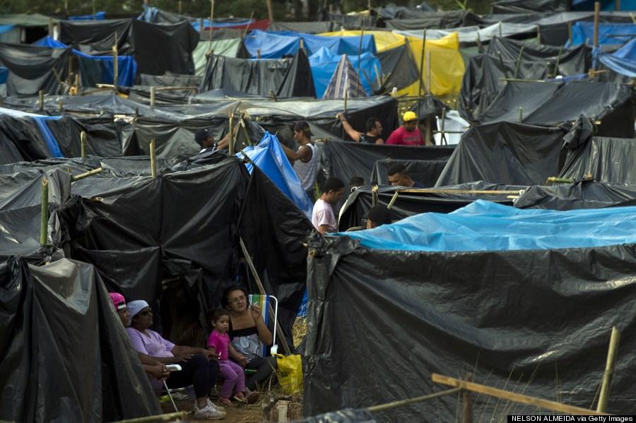 brazil poverty fifa