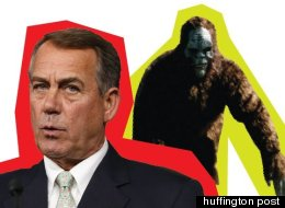 Americans More Likely To Believe In Big Foot Than To Have Confidence In Congress