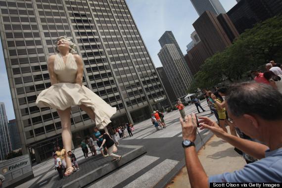 forever marilyn chicago