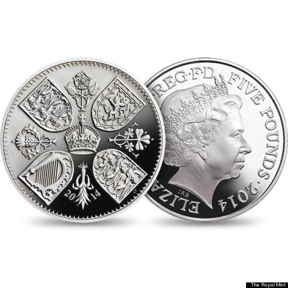 prince george coin