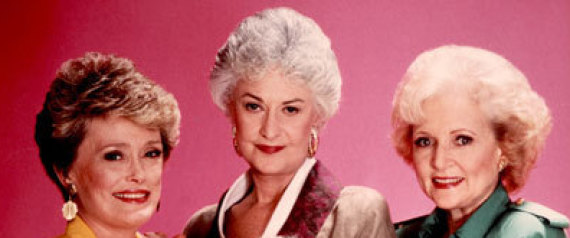 GOLDEN GIRLS TV SHOW