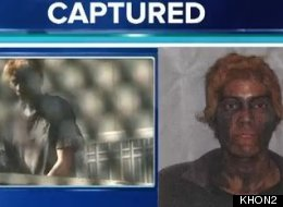 Fugitive Caught Wearing Ridiculous Disguise