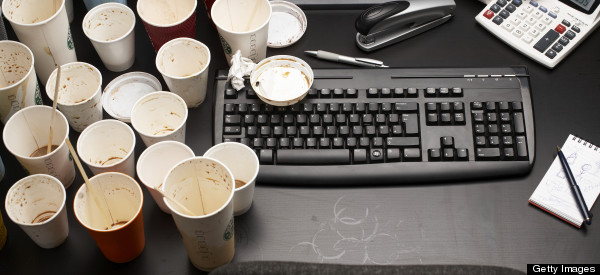 The Coffee Cup Conundrum: Why Aren't More Of Our Paper Cups Recycled?