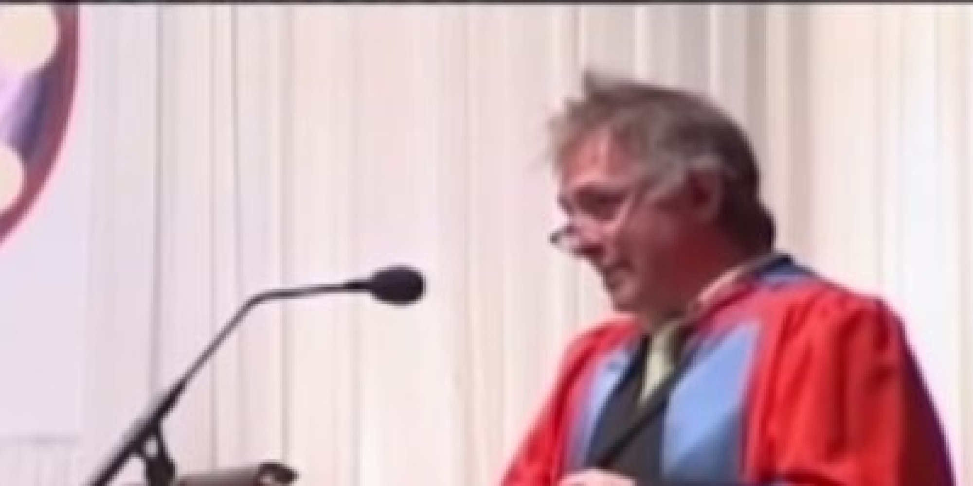 'Go Out There And Have A F***ing Good Life': Watch Rik ...