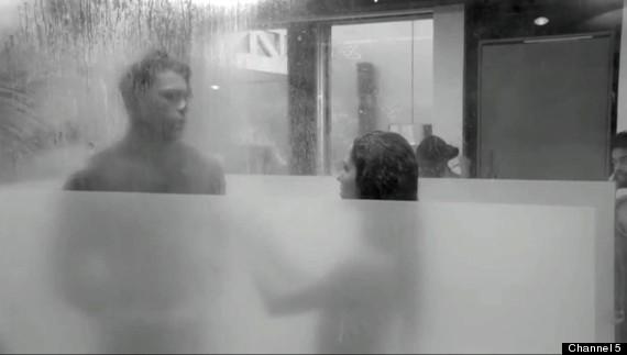 winston kimberly shower