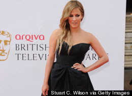 Caroline Flack For 'Strictly'?