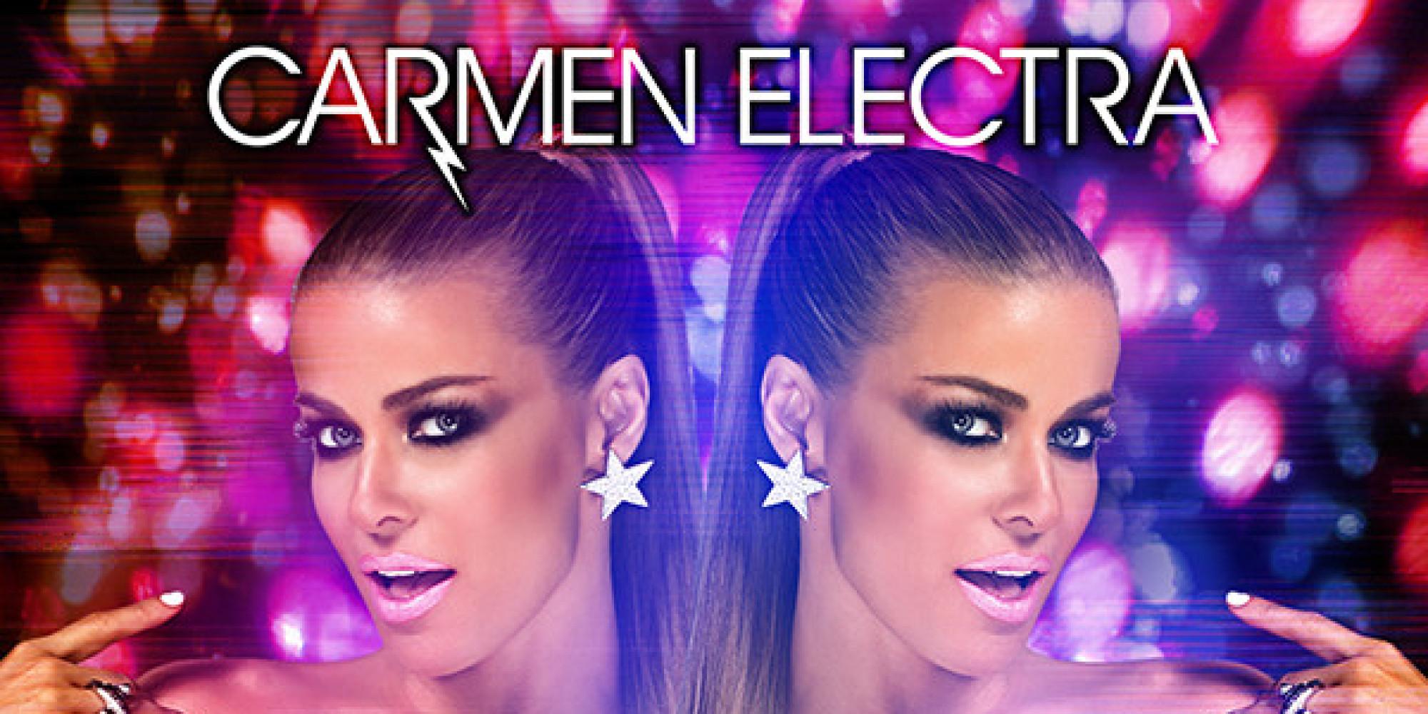 Carmen electra werq 2014 - 2 part 5